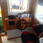 hausboot steuer